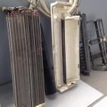 エアコン丸ごと完全分解クリーニング(取り外し洗浄)三菱MSZ-ZW369-W