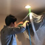 プロに頼むエアコン掃除。最適な時期と、最適な方法について。